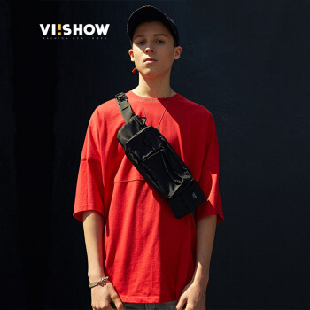 ViiSHOW TD1542182 男士短袖T恤