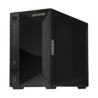 新品发售:asustor 华芸 AS4002T 2盘位 NAS网络服务器(Marvell ARMADA-7020、2GB)