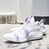 361°男鞋跑步鞋2018夏季新款男網鞋透氣休閑復古運動鞋男士 *2件