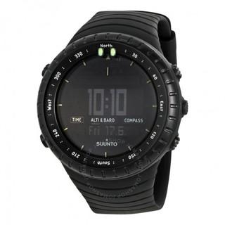 历史低价 : SUUNTO 颂拓 Core 核心 All Black SS014279010 深黑铝户外腕表