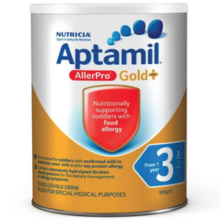 Aptamil 爱他美 深度水解奶粉 3段 900g