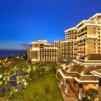 君澜酒店集团 海南5店1晚套餐 通兑券(含亚龙湾、三亚湾、大东海、博鳌、七仙岭)