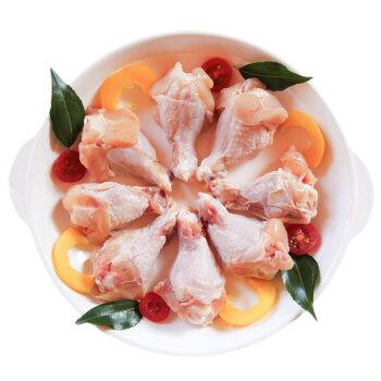 百年栗园 土鸡鸡翅根 500g/袋 烧烤食材烤翅烤鸡翅