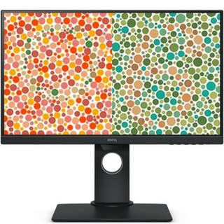 BenQ 明基 BL2480T 23.8英寸 IPS显示器(支持色弱模式)