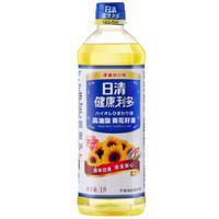 日清 健康利多高油酸 葵花籽油 1L小壺裝 *3件