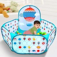 Fisher-Price 费雪 F0316 海洋球池儿童便携游戏屋 *3件