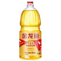 金龍魚 黃金比例食用植物調和油 1.8L食用油 *5件