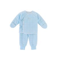 双11预售:L-LIANG 良良 婴儿内衣棉质套装