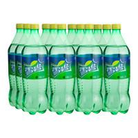 雪碧 Sprite 檸檬味 汽水 碳酸飲料 1.25L*12瓶 整箱裝 可口可樂公司出品 *3件