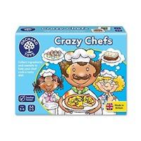 Orchard Toys 桌面游戏 疯狂厨师