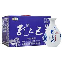 孔乙己 紹興黃酒 雕皇八年陳釀 半甜型 450ml*6壇