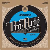 達達里奧(D'Addario) EJ46 Pro-Arte 高張力尼龍古典吉他弦 套弦EJ46 *2件