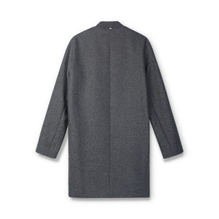 LACOSTE 拉科斯特 L!VE BH8457 男士羊毛混纺大衣