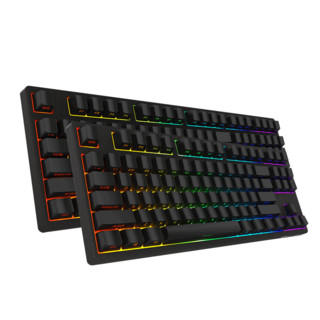 Akko 艾酷 Ducky 3108SL RGB 机械键盘