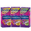 TAMPAX 丹碧絲 隱形棉條普通流量14支+大流量7支