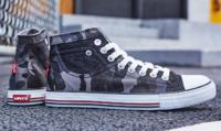 Levi's 李維斯 23005873355 迷彩帆布鞋