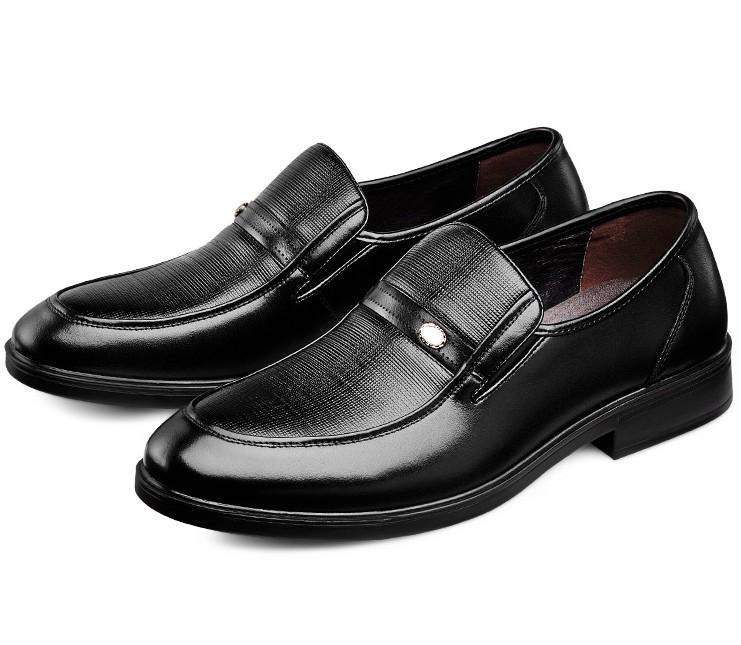 AOKANG 奥康 143118027 男士商务正装皮鞋