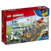 网易考拉黑卡会员 : LEGO 乐高 Juniors 小拼砌师系列 10764 城市中央机场 *3件