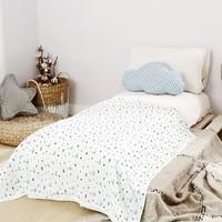 全棉時代嬰兒純棉被子秋冬寶寶兒童幼兒園午睡紗布小棉被四季通用