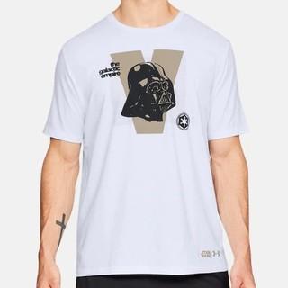 UNDER ARMOUR 安德玛 Darth Vader 黑武士T恤