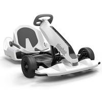 京东PLUS会员:Ninebot 小米九号平衡车卡丁车套装(包含九号平衡车白色版)