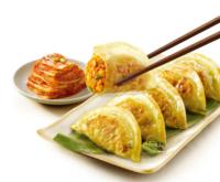 必品閣(bibigo)泡菜煎餃 250g*2 煎餃 鍋貼 速凍餃子 早餐方便菜 *11件