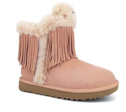 UGG australia 1101016 女士流苏雪地靴