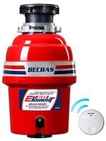 双11预售: BECBAS 贝克巴斯 E60 食物垃圾处理器