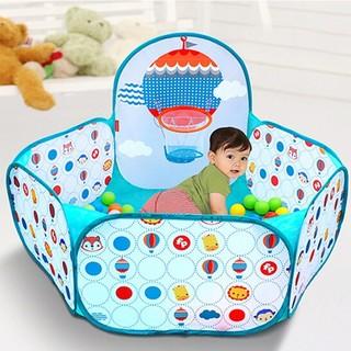 Fisher-Price 费雪 儿童海洋球池(配300个海洋玩具球)