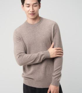 ERDOS 鄂尔多斯 Q186W4018 男士羊绒混纺针织衫
