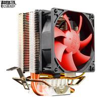 PCCOOLER 超頻三 紅海mini 2018版 電腦CPU散熱器(需用券)