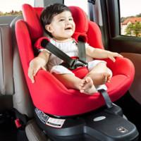 Ganen 感恩 伊丽丝 儿童安全座椅 isofix接口 0-4岁