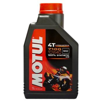 MOTUL 摩特 7100 4T 10W40 酯类全合成 4冲程摩托车机油 1L