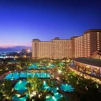 双11预售 : 三亚湾国光豪生度假酒店 海景房2-3晚+早餐+正餐+旅拍+送机