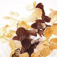 ROYCE' 若翼族  巧克力薯片 190g