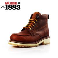 WOLVERINE W04484 男士工装靴