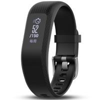 GARMIN 佳明 vivosmart3 黑色手環 GPS智能運動手環