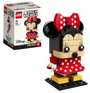 LEGO乐高 BrickHeadz 迪士尼方头仔系列 41625 米妮