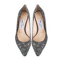 88VIP:JIMMY CHOO J000107812 闪亮片女士高跟鞋婚鞋6CM