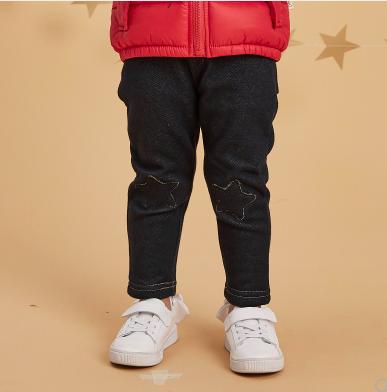 Oissie 奥伊西 儿童加绒裤子