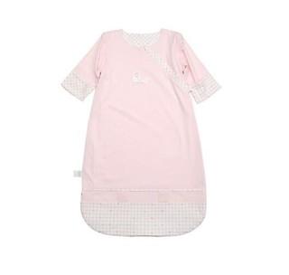 L-LIANG 良良  婴儿睡袋春秋 粉色 80厘米