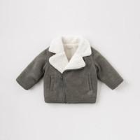 11日0點 : dave&bella; 戴維貝拉 男童翻領加厚外套