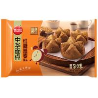 思念 中华面点 红糖燕麦馒头 420g (12只) *12件