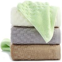 京東PLUS會員 : SANLI 三利 純棉素色良品毛巾4條特惠裝 32×74cm *4件