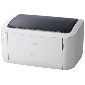 Canon 佳能 LBP 6018W 无线黑白激光打印机 (黑白激光、无线,USB、A4 幅面、一体式硒鼓、不支持自动双面打印)