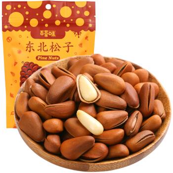 Be&Cheery 百草味 东北松子 (100g)