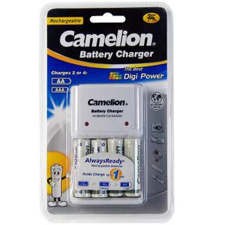 Camelion 飞狮 BC-1010B 4槽充电套装 (含4节2300毫安5号充电电池)