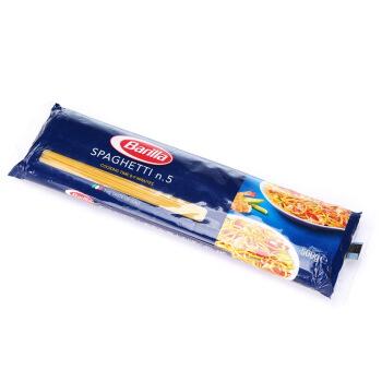 Barilla 百味来 #5硬质小麦直形意大利通心粉 500g