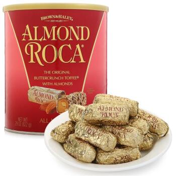 ALMOND ROCA 乐家 扁桃仁巧克力糖
