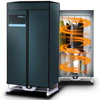 德尔玛干衣机烘干机快速烘衣机 10公斤双层功率850瓦180分钟定时DEM-R10